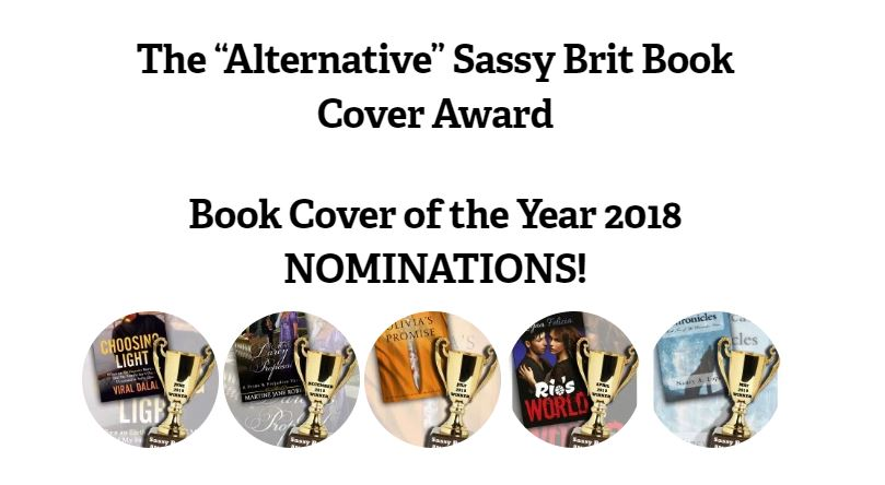 The Book Cover of the Year 2018 #AltRead Alternative Book Cover Award Nominees! Have you voted for the winner of all winners? #BookCover #AltReadBCA2018